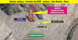 Cerro Colorado – Proyecto El Mirador – 2,500 lotes urbanos de 120m2